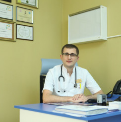 Uzm. Dr. Erkin Rəhimov