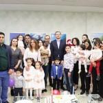 Babək filialımızın Uşaq Reanimasiyası və İntensiv Terapiya şöbəsinin fəaliyyətə başlamasından bir il ötür.