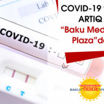 "COVID-19 testi artıq ""Baku Medical Plaza""da"