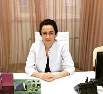 Uzm. Dr. Rəxşəndə Aslanova