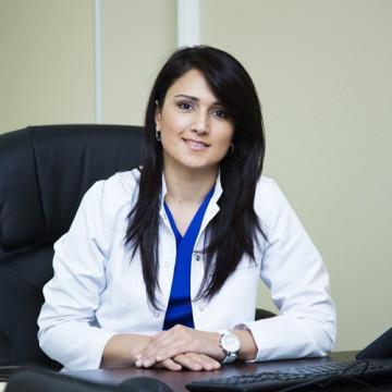 Dr. Dilarə Əliyeva