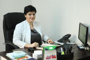 Uzm. Dr. Ülviyyə Əliyeva
