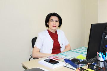 Dr. Nigar Asgarova