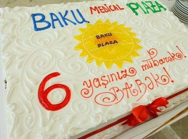 Baku Medical Plaza Babək 6 il sizinlə..