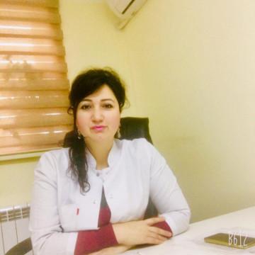 Dr. Pərvanə Mahmudova