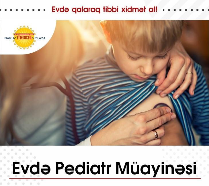 Evdə tibbi müayinə