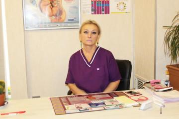 T.e.n. Dr. Səbinə Həsənova