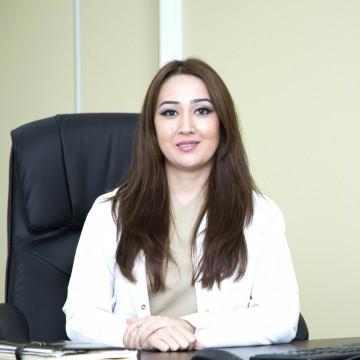 Dr. Şərafət Allahverdiyeva