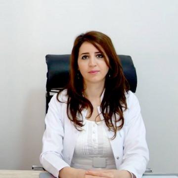 Uzm. Dr. Nərmin Qəribova