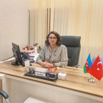 Uzm. Dr. Xuraman Namazova