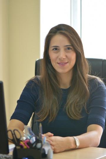 Uzman Dr. Ceren Evcen Canbaxısova