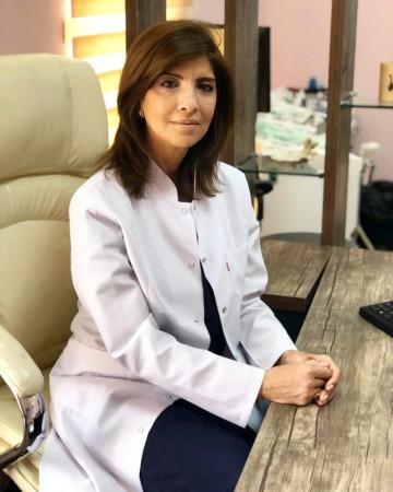 Dr. Kamilla Fərəcova