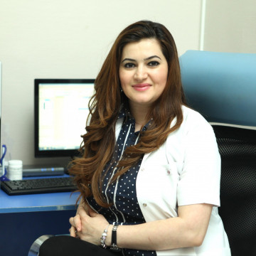 Dr. Gunay Hashimova