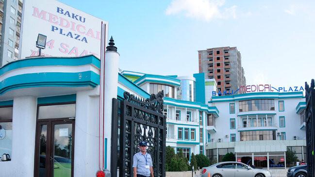 """""""Baku Medical Plaza""""dan dünyasını dəyişən hərbçi ilə bağlı açıqlama"""