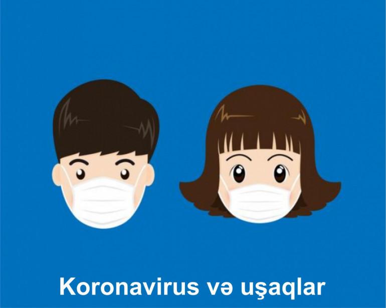 Koronavirus və uşaqlar