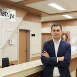 """""""Baku Medical Plaza""""nın pediatriya və neonatologiya şöbəsinin müdiri Erkin Rəhimov Səhiyyə Nazirliyinin baş pediatrı təyin olunub."""