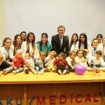 Baku Medical Plaza Babək filialında Ümümdünya Yarımçıq Doğulmuş Uşaqların günü geyd olundu